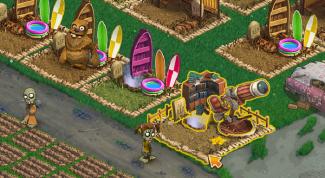 Где копать райскую коллекцию в «Зомби-ферме»