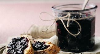 Как сделать варенье из черной смородины