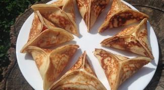 Как приготовить арабские блинчики Катаеф