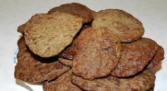 Как приготовить оладьи из печени говяжьей
