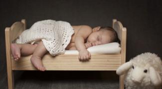 Как научить ребенка засыпать самому