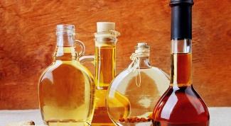 As of 70% vinegar to make 9%