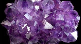 Магические свойства камней и минералов: аметист