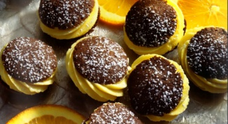 Готовим апельсиновые «Поцелуйчики»