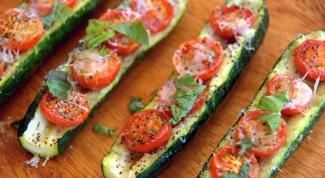 5 simple dish of zucchini