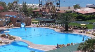 Интересные отели Турции