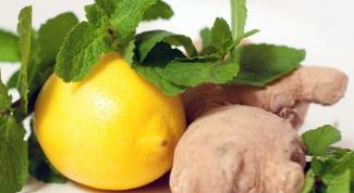 Имбирь с лимоном: 3 рецепта для здоровья и похудения