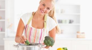 Фартук для кухни своими руками