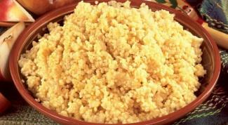 Как приготовить пшеничную кашу