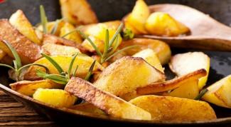 5 вкусных рецептов как пожарить картошку