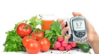 Рацион питания при повышенном сахаре в крови