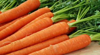 Carrot diet: how to lose weight