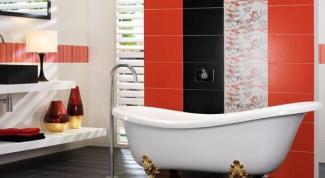 Какие цвета выбрать для оформления ванной комнаты