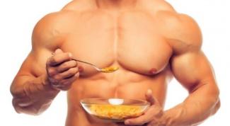 Как правильно питаться, чтобы набрать массу?