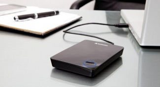 What is an external hard drive and selection criteria