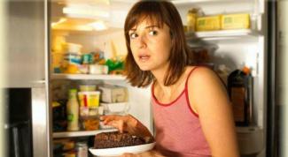 Как избавиться от ночных поеданий?