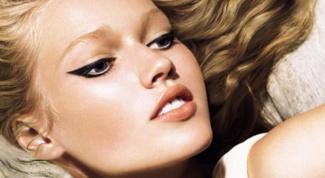 Как научиться красить глаза?