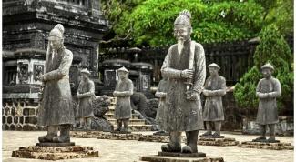 Путешествие во Вьетнам: город Хюэ