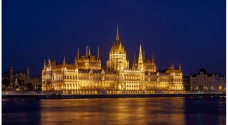 Города Европы: Будапешт. Часть первая