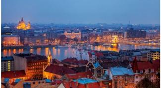 Города Европы: Будапешт. Часть третья