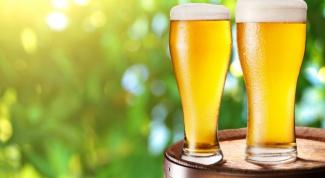 Можно ли пить безалкогольное пиво