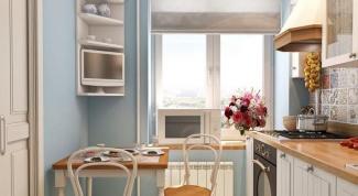 Как оптимизировать небольшое пространство кухни
