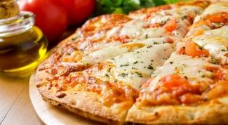 Как приготовить пиццу самостоятельно