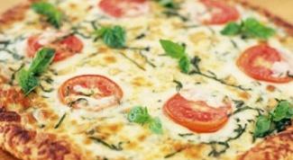 Как приготовить быстро пиццу на сковороде