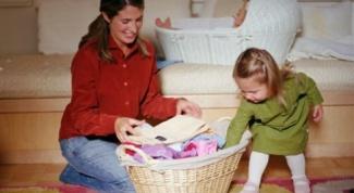Как научить ребенка следить за порядком