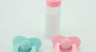 Как отучить малыша от пустышки и бутылочки