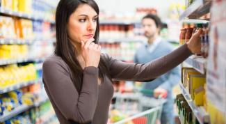 Как правильно читать информацию на этикетках продуктов