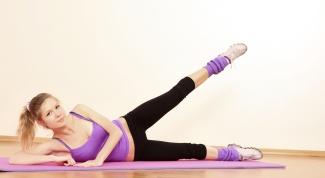 5 упражнений для стройной талии