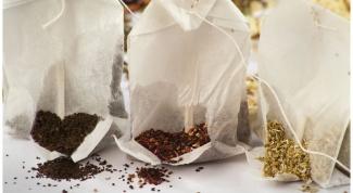 Чай в пакетиках: да или нет?