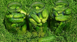 How to make pickled cucumbers