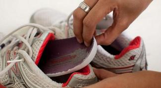 Что делать, если пахнет от обуви
