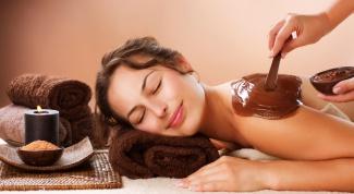 Шоколадное обертывание и его польза для организма