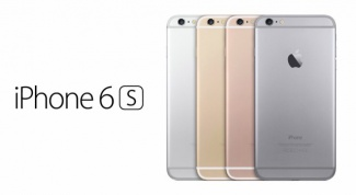 An overview of the new features of the iPhone 6S