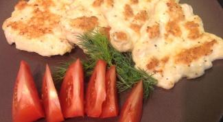Мясо по-албански из курицы