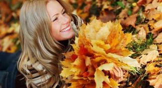 Какие поделки можно сделать из листьев