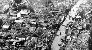 Исчезновение города Таншань