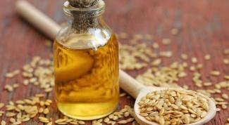 О пользе льняного масла для здоровья