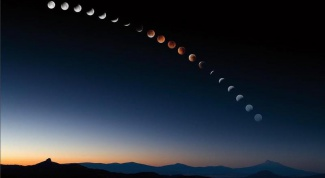 Каким будет лунное затмение 28 сентября 2015