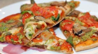 Как сделать вкусную пиццу с грибами и колбасой