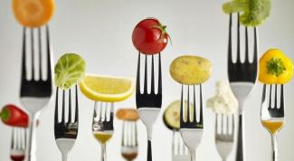 Топ-7 запретов при раздельном питании