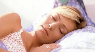 Подготовка ко сну для беременных женщин