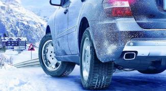 Зимняя езда: готовим машину к холодам
