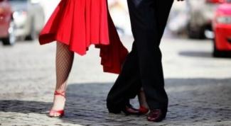 Улучшаем осанку и походку с помощью аргентинского танго