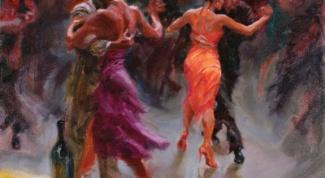 Танго – путь развития мужской харизмы и женского начала