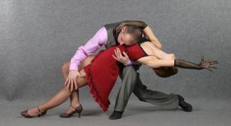 Занимаемся танго и меняемся внешне