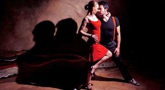Танго поможет разгадать характер партнера